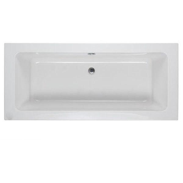 Alverus 1800 x 800 Double End Bath