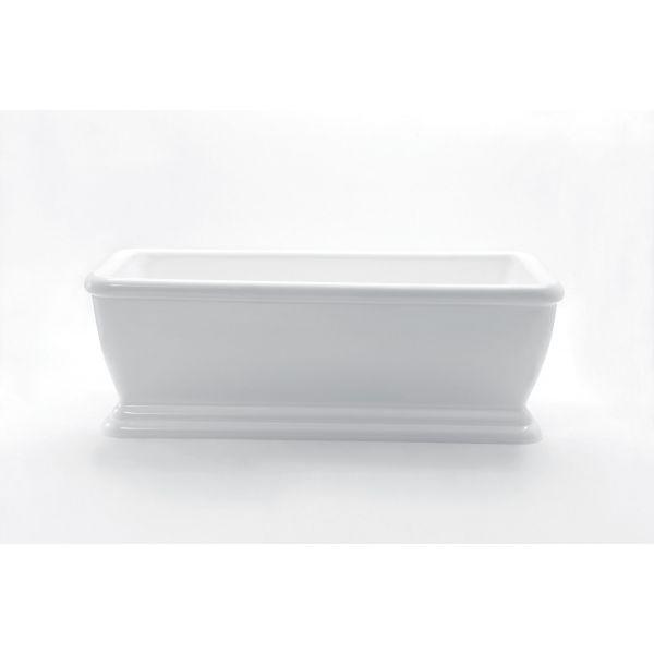Falmouth 1730 x 790 Free Standing Nth Bath White