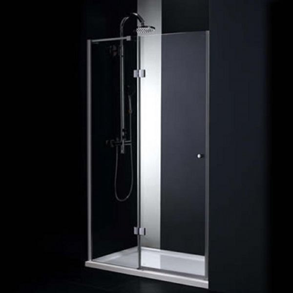 Fortuna 1200mm Frameless Pivot Door