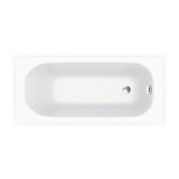 Leo Single Ended Super Strong Acrylic Bath – 1480 x 685mm