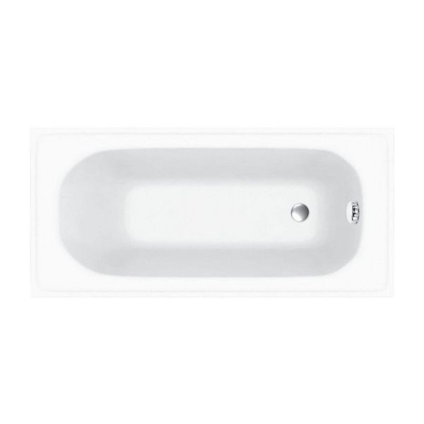 Leo Single Ended Super Strong Acrylic Bath – 1580 x 685mm