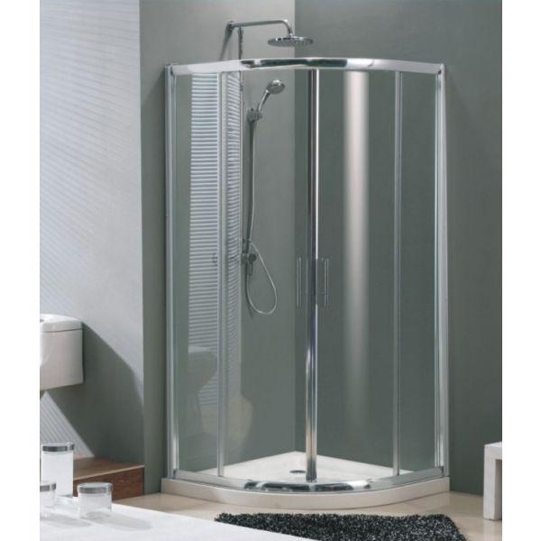 900 6mm Bonus Quadrant Shower Enclosure