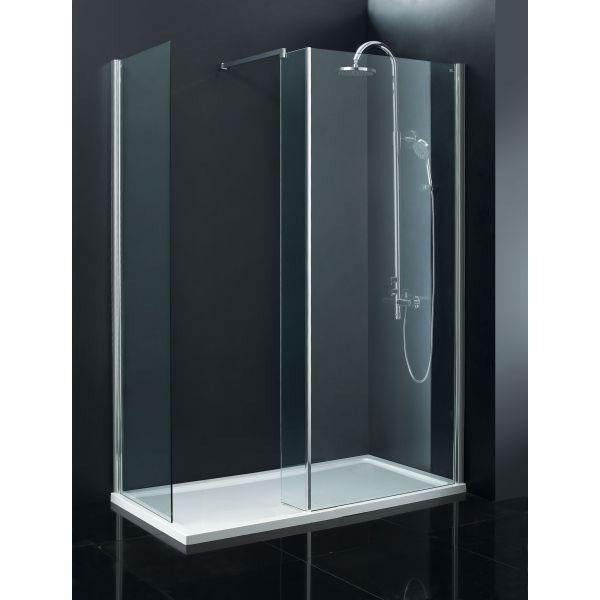 Beka Walk In Shower Enclosure (Various Sizes)