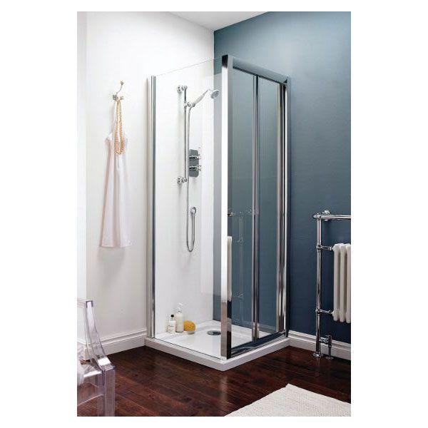 Ultra Pacific 900mm Bi Fold Shower Door