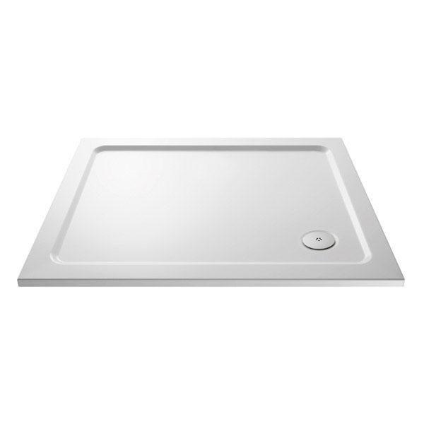 Pearlstone Rectangular Shower Tray 900 x 800 x 40