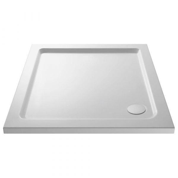 Pearlstone Square Shower Tray 760 x 760 x 45