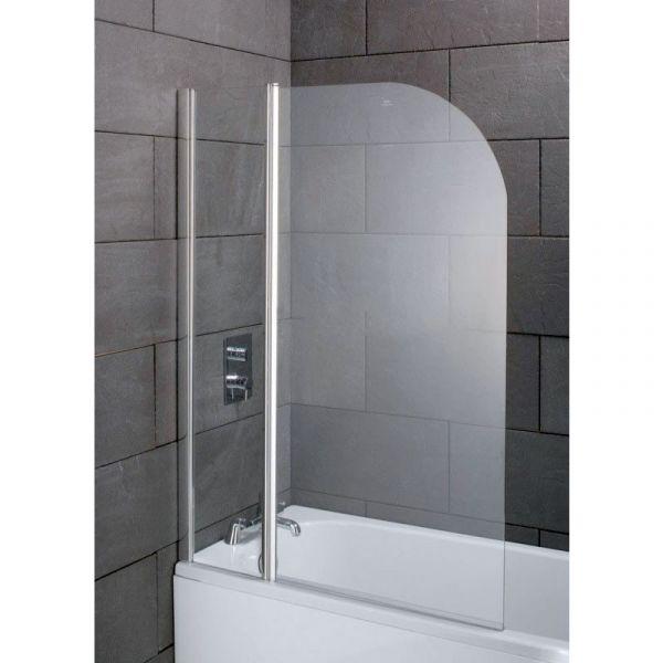 Style 1000x1400 Double Bath Screen