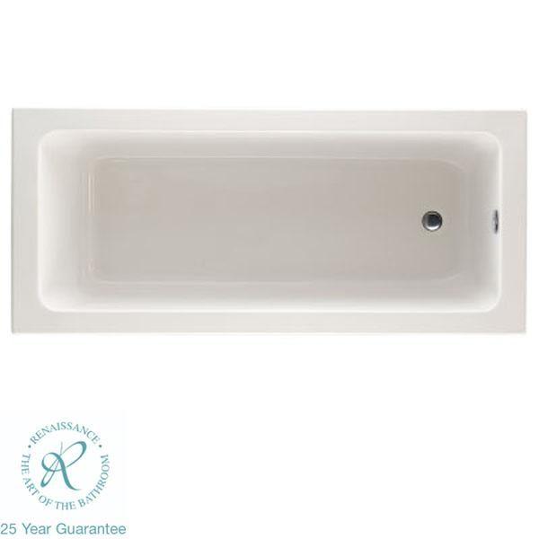 Grove 1700 x 700 Single Ended Rectangular Bath
