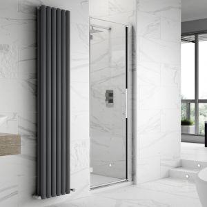 Fortuna Elite 8mm Frameless Pivot Shower Door