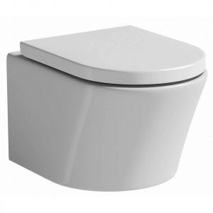 Arch Wall Hung Toilet inc Soft Close Seat