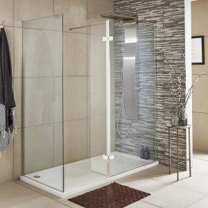 Beka Recess 8mm Walk In Shower Enclosure 1400x700