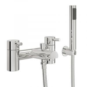 Juve Deck Mounted Bath Shower Mixer