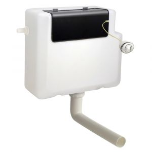 Dual Flush Concealed Cistern for Back to Wall Toilets
