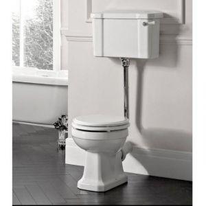 Vitoria Low Level Toilet