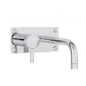 Thermostatic Wall Mounted Basin or Bath Filler