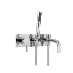 Pioneer Thermostatic Wall Mounted Bath Shower Mixer
