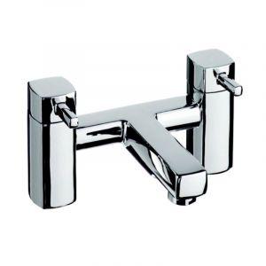 Serie Quadro Bath Filler Chrome