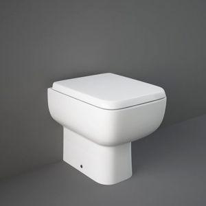 RAK Series 600 BTW Pan inc Soft Close Seat