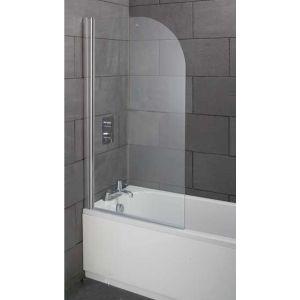 Style Single Bath Screen 800X1400