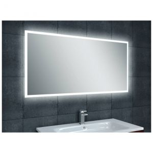 Vicky LED Mirror 570mm x 900mm With Demister